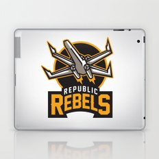 Republic Rebels Laptop & iPad Skin