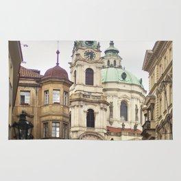 St. Nicholas Church, Mala Strana Rug