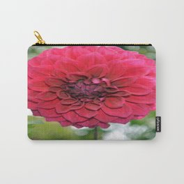 Flower of dahlia Carry-All Pouch