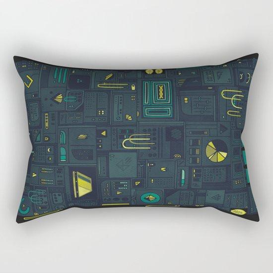 AFK Rectangular Pillow