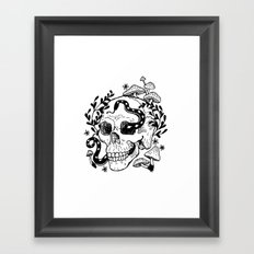 Brother Framed Art Print
