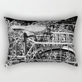 Changing Lanes I Rectangular Pillow