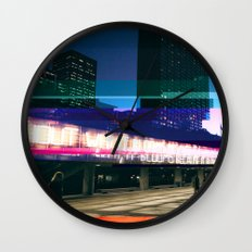 Project L0̷SS   Nathan Phillips Square, Toronto Wall Clock