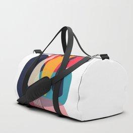 Modern minimal forms 18 Duffle Bag
