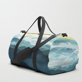 Mountain Range Duffle Bag