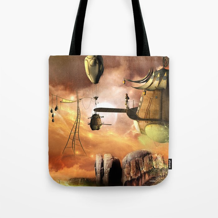 Fantasy world Tote Bag