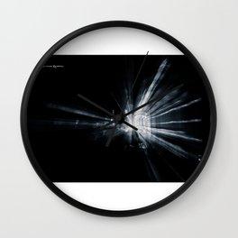 Explozoom on a famous basilica Wall Clock
