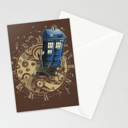 The Doctor?! Stationery Cards