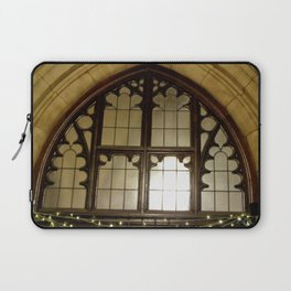 St. Mary Abbots Cloister Detail Laptop Sleeve