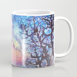 Galaxy Spring Night by CheyAnne Sexton Coffee Mug
