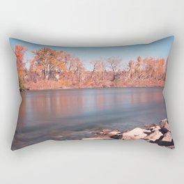 Bow River Rectangular Pillow