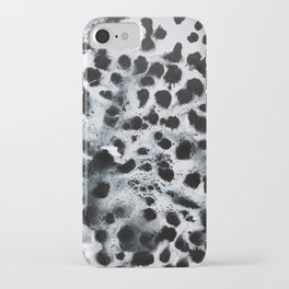 Swimming Dots iPhone Case