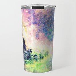 Pastel Fantasy path Travel Mug