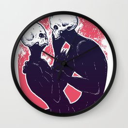Lover Wall Clock
