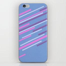 Speed III iPhone Skin