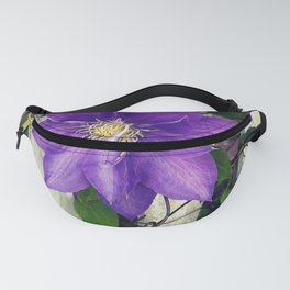 Burst of Purple Fanny Pack