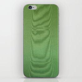 Green Room iPhone Skin