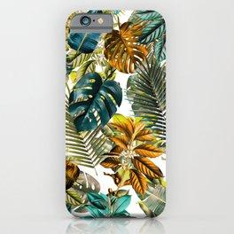 Tropical Garden IV iPhone Case