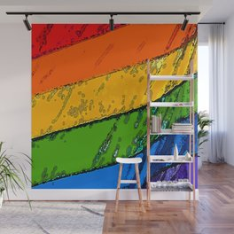 Equality Colors Wall Mural