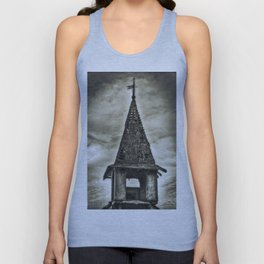 The Bell Tower Unisex Tank Top