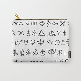 Esoteric - Alchemy Carry-All Pouch