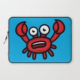 Crab Luigi Laptop Sleeve