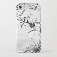 Black Waters Slim Case iPhone 7