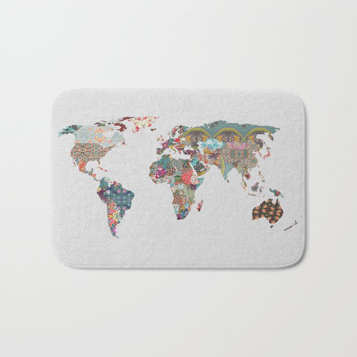 Louis Armstrong Told Us So Bath Mat
