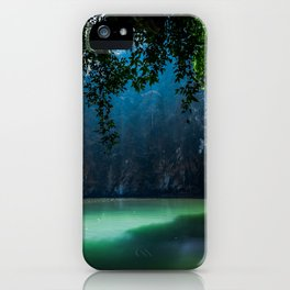 Lagoon iPhone Case