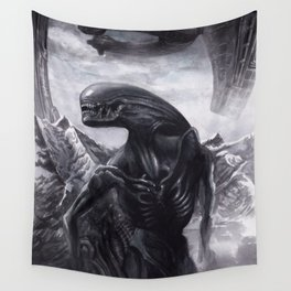 Alien - Xenomorph Wall Tapestry
