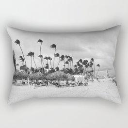 Dominican Republic Rectangular Pillow
