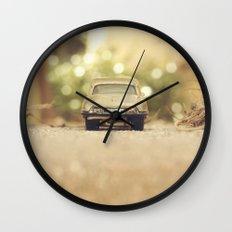 Julians Journey 3 Wall Clock