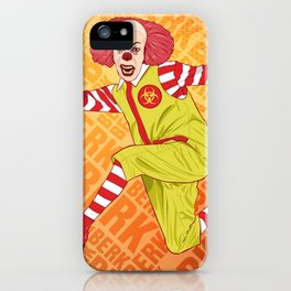 Ronald iPhone Case