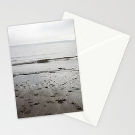 Broughty Ferry beach 3 Stationery Cards