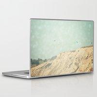 west coast Laptop & iPad Skins featuring West Coast 2 by Sylvia C