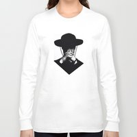 photograph Long Sleeve T-shirts featuring Photograph 4 by Mauricio De Fex