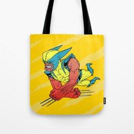 Brawlin' Tote Bag