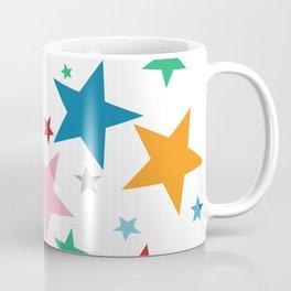 Stars Small Coffee Mug