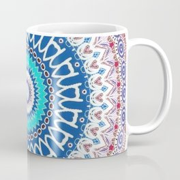 Kaleidoscope Lake Coffee Mug