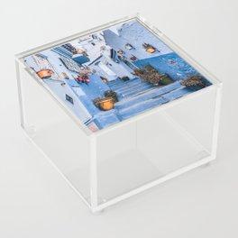 Chefchaouen steps Acrylic Box