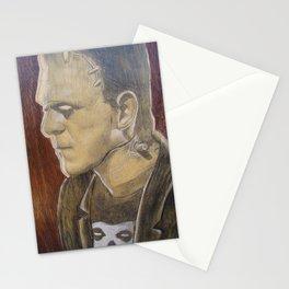 Frankie the Misfit Stationery Cards