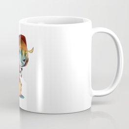 Dark Cat Monster Coffee Mug