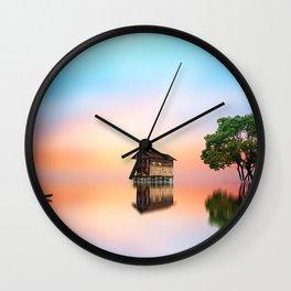Li Jiang Guilin China Ultra HD Wall Clock