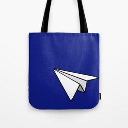 Paper Plane Umhängetasche