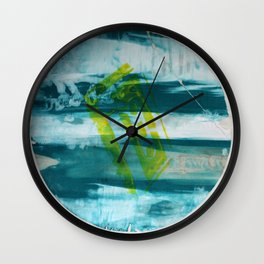 The Tape Wall Clock