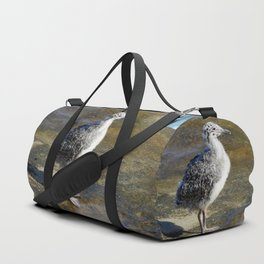 Ring-billed Gull Chick Duffle Bag