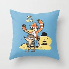 BANJOOOOOOOH! Throw Pillow