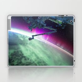 Outer Space Universe Cosmos The Earth Laptop & iPad Skin