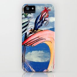 Manifest New Garden iPhone Case