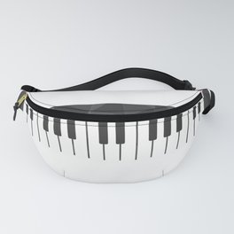 Just a girl who loves piano - pianist Fanny Pack